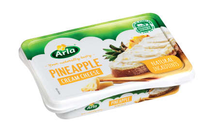 Arla Pineapple Cream Cheese