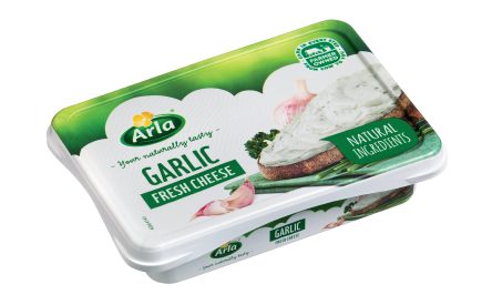 Arla Cream Cheese Garlic